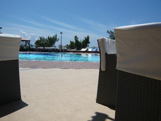 Club Med Bodrum Palmiye: la piscine