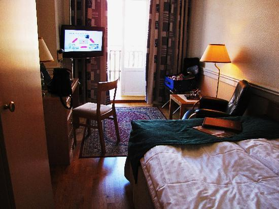 Hotel Poseidon: comfortable room