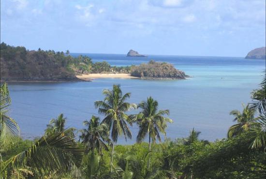 Nioumachoua Beach : Mledjele beach