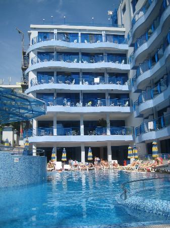 international hotel casino & tower suites golden sands, bulgarien