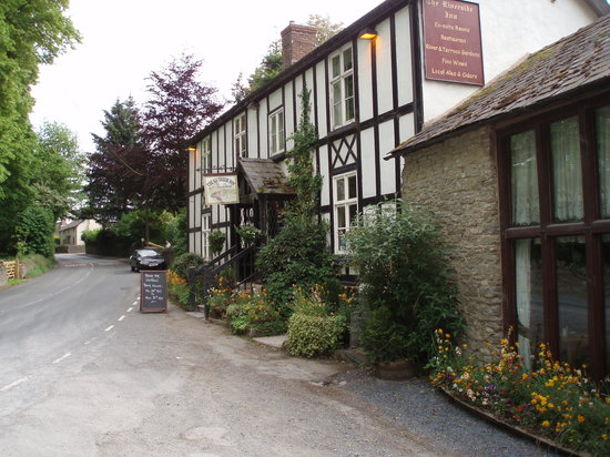 Aymestrey, UK: The Riverside Inn