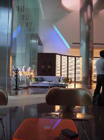 Klapstar Boutique Hotel: lobby