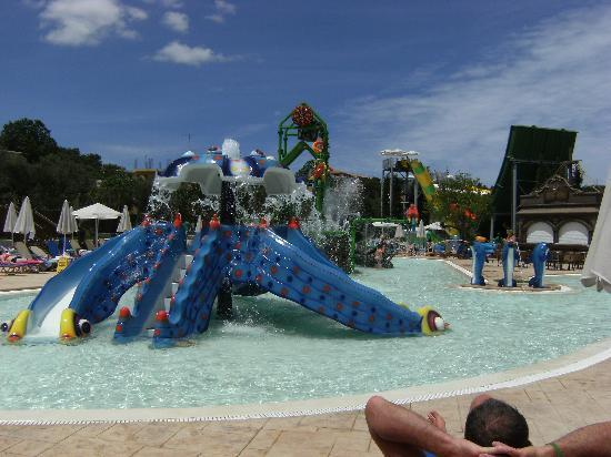Planos Bay Hotel: Waterpark