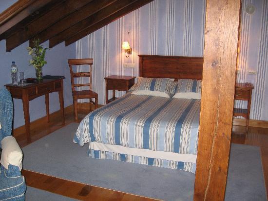 Valle de Arco Hotel : Dormitorio 1