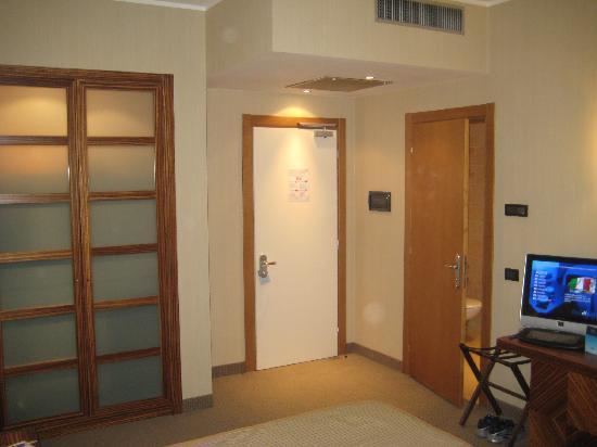 MH Hotel Piacenza Fiera: Flach TV