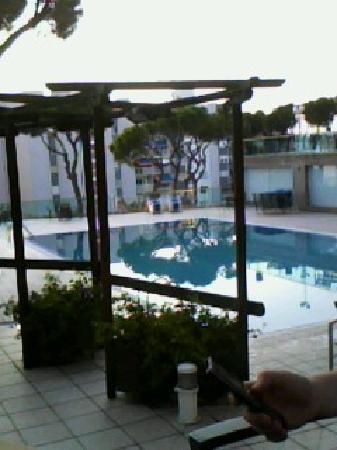 Las Vegas Hotel: Swimming pool