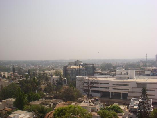 Royal Orchid Central: View from window