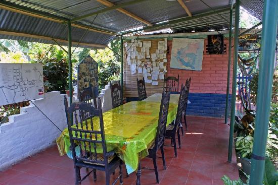 Casa Hospedaje Ortiz: Place to eat and enjoy