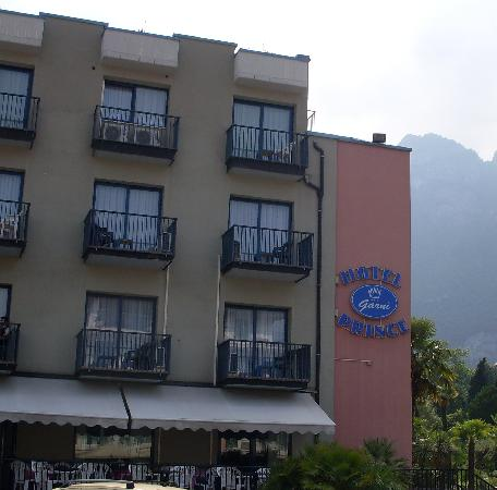 Hotel Garni Prince: Hotel Front