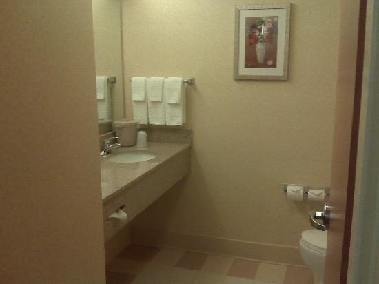 Bathroom Picture Of Fairfield Inn Suites Fort Walton Beach Eglin AFB