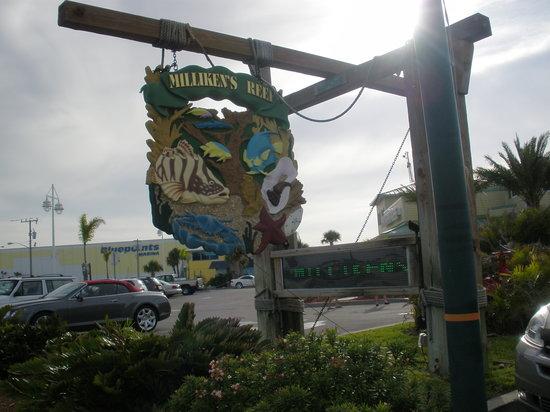 Milliken's Reef