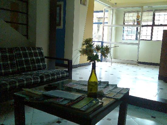Abhishek Hotel : RECEPTION