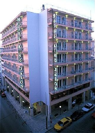 King Jason Hotel: Su fachada