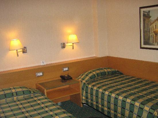 King Jason Hotel: Sus dormitorios