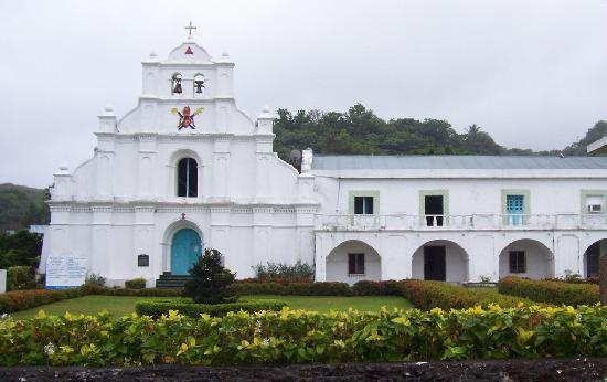 Province of Batanes, Philippinen: Mahatao Church
