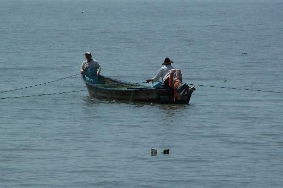 Los Artistas B & B: Fishermen at Mescala