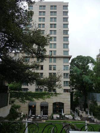 Palacio Duhau - Park Hyatt Buenos Aires: New tower Palacio Duhau