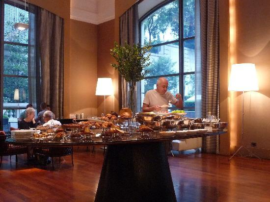 Palacio Duhau - Park Hyatt Buenos Aires: Fantastic Breakfast Buffet