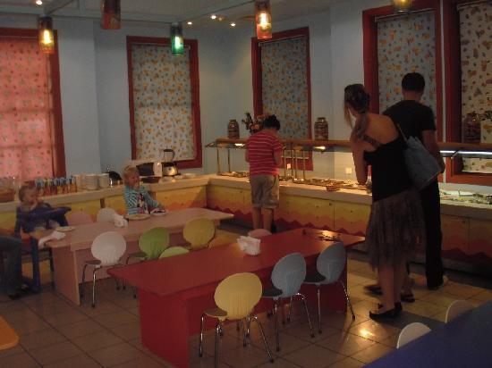 Club Mega Saray: restaurant just for kids
