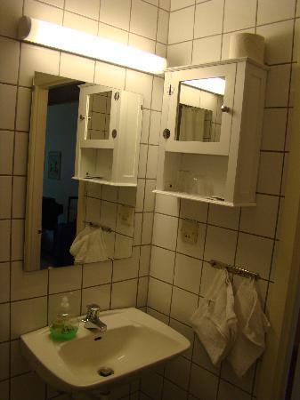 Toftagarden Hotell: Bathroom again
