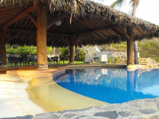 Casa Manzanillo: Pool pic