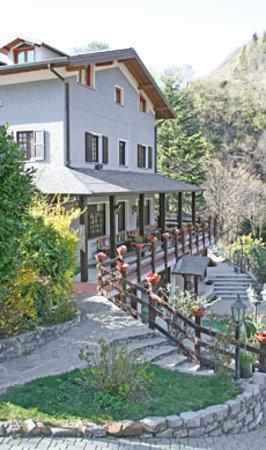 Hotel al Verde: Veduta del ristorante
