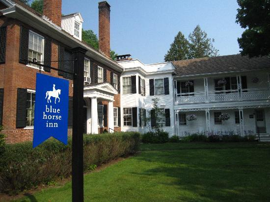 Woodstock, VT : Blue Horse Inn