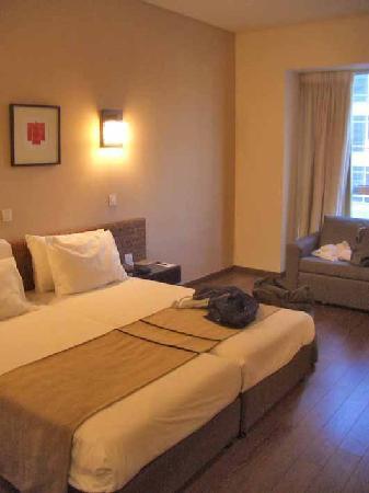 Vital Hotel: La camera, il letto
