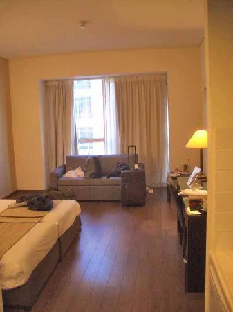 Vital Hotel: La camera, la finestra