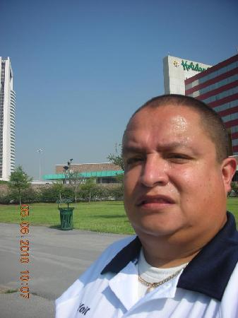 Holiday Inn Parque Fundidora: foto del imponente Hotel