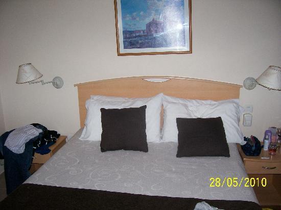 Apart Hotel La Galeria: muy linda y muy comoda