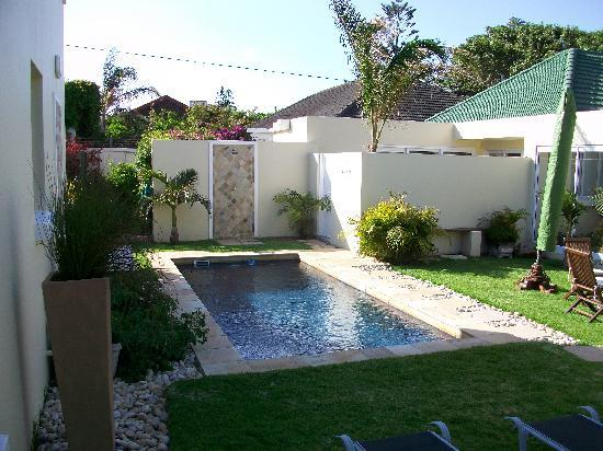 Abeach Cottage: Pool