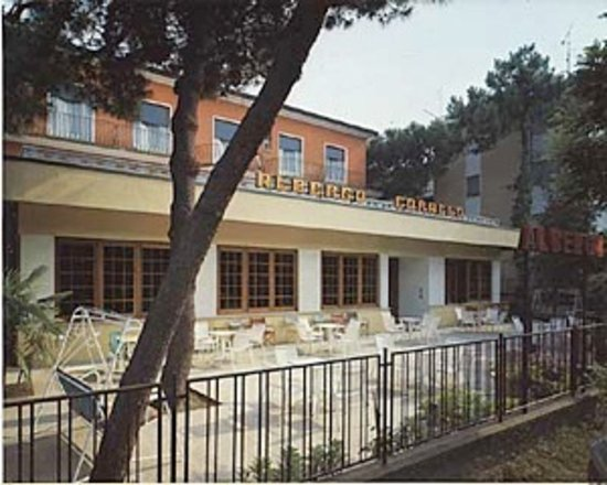 Lido degli Estensi, Italy: la facciata