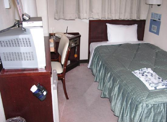 Hotel Silk Tree Nagoya : 客室内1