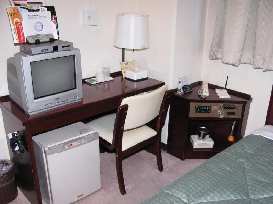 Hotel Silk Tree Nagoya : 客室内2