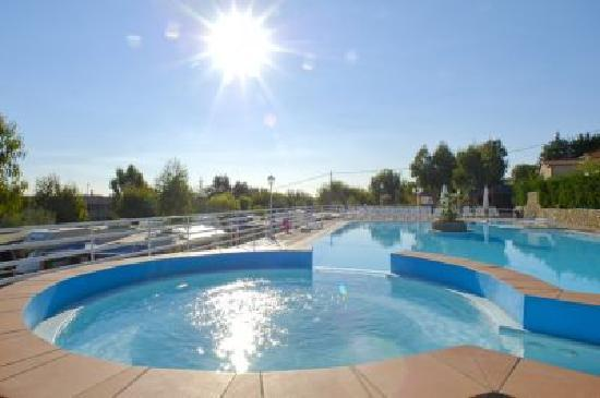 Camping Marino: la piscina
