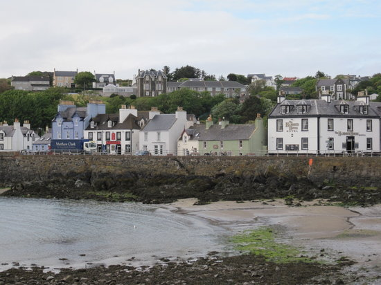 Lagganmore Hotel and Golf Course: Portpatrick Village