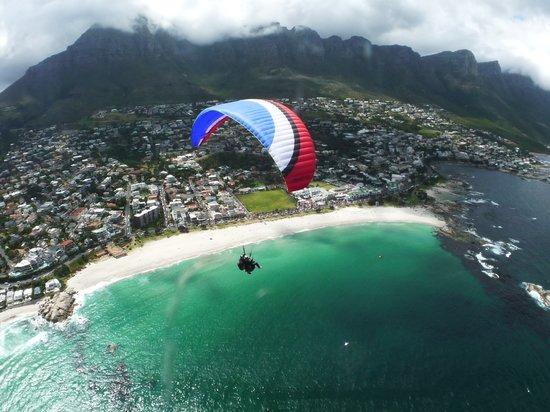 Para-Taxi Tandem Paragliding