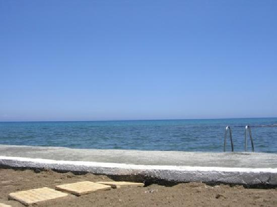 Agios Georgios, Siprus: Sea and sky
