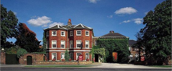 Best Western York Pavilion Hotel: Pavilion Hotel