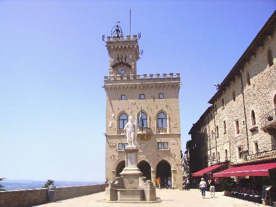 San Marino: Palazzo Pubblico