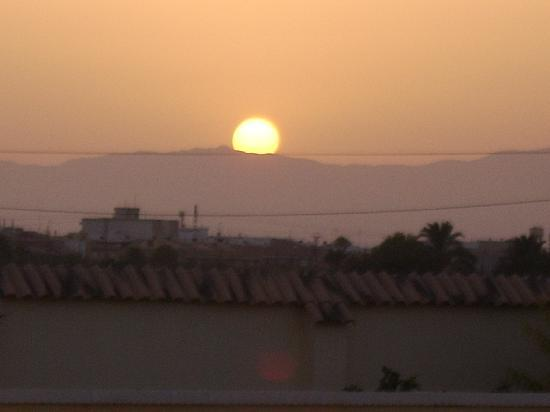 ‪‪Catral‬, إسبانيا: Sunset in Catral‬