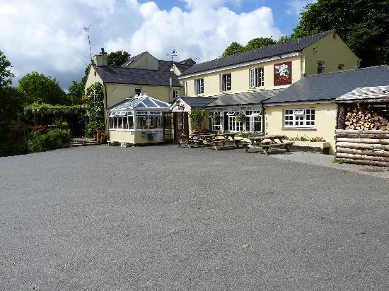 Trengilly Wartha Country Inn: The Pub & Hotel