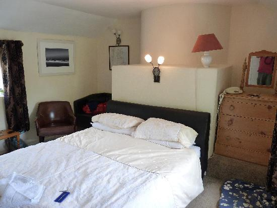 Trengilly Wartha Country Inn: Our room - room 3