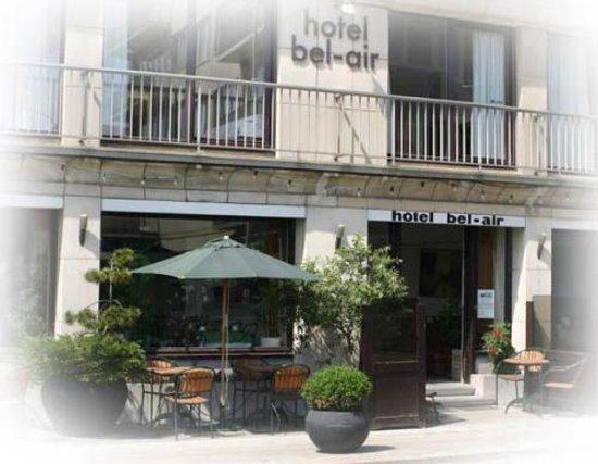Knokke-Heist, Belgio: Hotel Bel.air Knokke