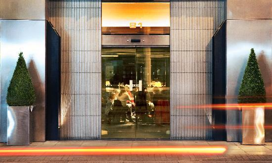 The Hoxton, Shoreditch : Hoxton Hotel Exterior