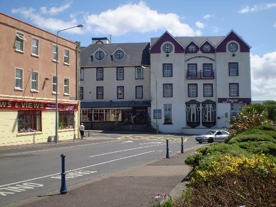 The Holyrood Hotel : Holyrood hotel Bundoran Donegal.