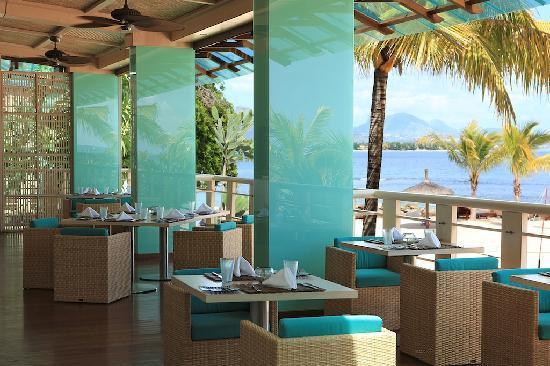 InterContinental Mauritius Resort Balaclava Fort : Sea Food restaurant