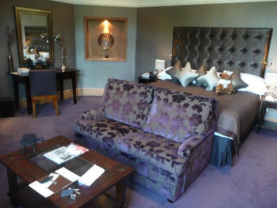 Northcote Hotel : Bedroom