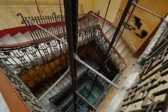 Venice Hosokawaya : stair